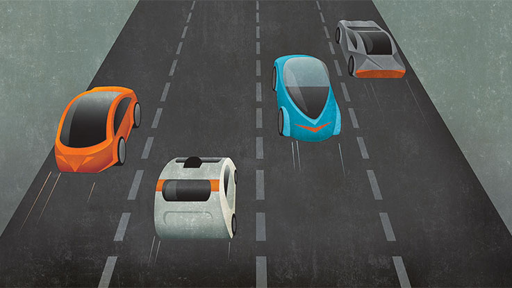 autonomous vehicles
