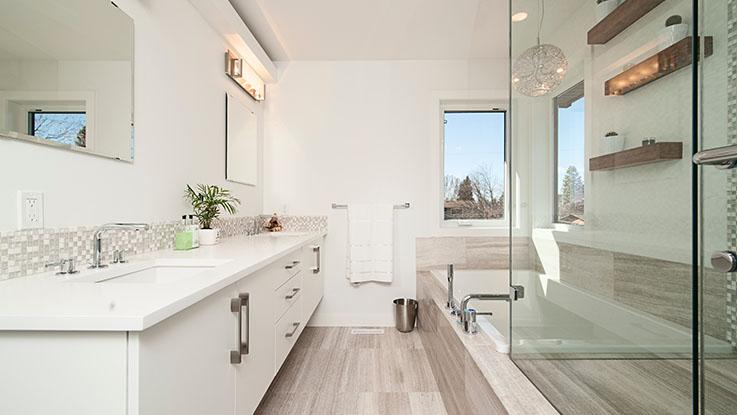 bathroom renovation benefits