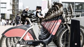 bike sharing london