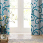 Seven easy ways to use curtains