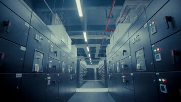 electrical data center