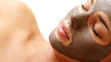 face cream mask