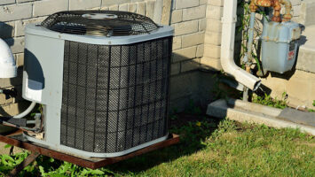 hvac external unit