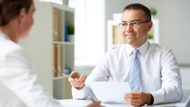 interview candidate employer