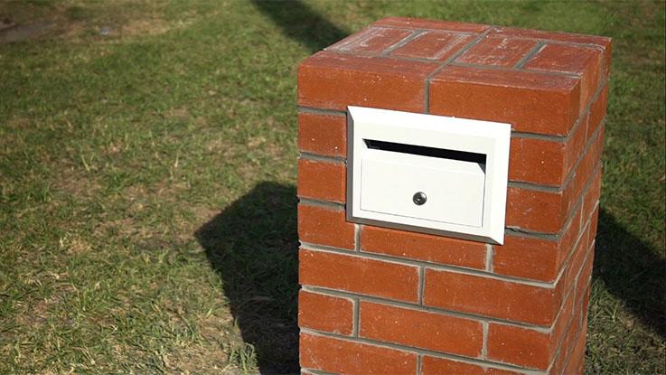 letterbox model photo