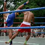 The physical activity at Muay Thai camp and boxing in Thailand for your health