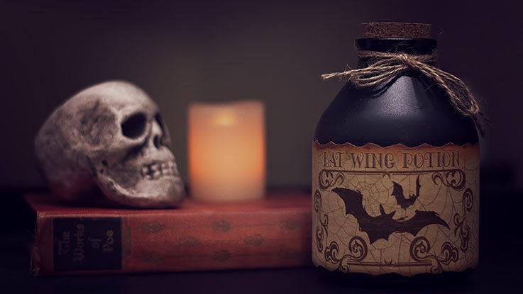potion poison halloween