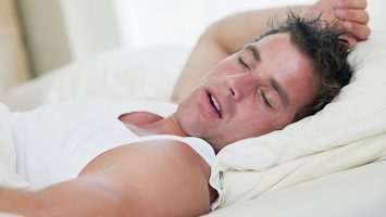 snoring treatment tips
