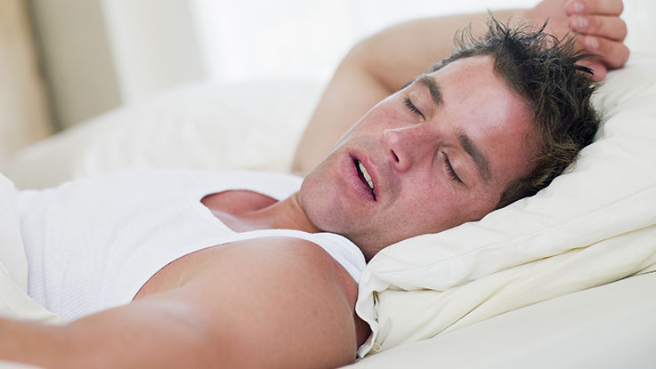 snoring treatment tips