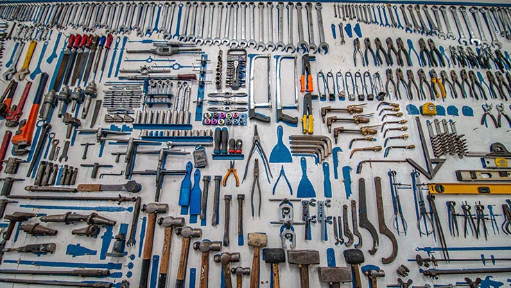 tools you need to have at home